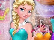 Garderoba secrata a lui Elsa