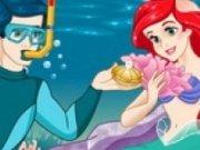 Printesa Ariel si Eric: Cerere in casatorie