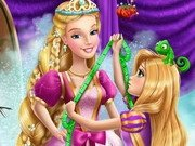 Rapunzel Croitoreasa Magica