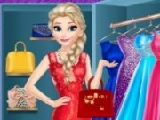 Elsa Dress Up: Rochii noi