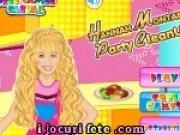 Joc de facut curatenie cu Hannah Montana