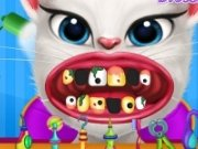 Talking Angela dinti cariati