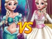 Elsa Printesa sau sirena