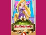 Rapunzel Party de Craciun