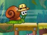 Snail Bob 8: blocat pe insula de canibali