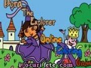 Joc pentru fete de colorat pe DORA