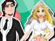De spalat masina de nunta a lui Rapunzel si Flynn