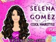 Tunde si vopseste parul lui Selena Gomez