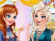 Testul de prietenie al surorilor Frozen