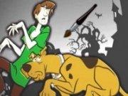 Scooby Doo de colorat