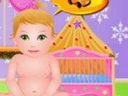 Baby Juliet pregatiri de sarbatoare
