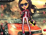 Veronica Racing Dressup