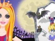 Costume de Halloween pentru Barbie