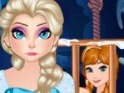 Elsa o salveaza pe Anna
