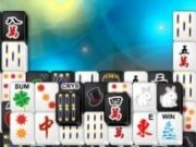 Mahjong in alb si negru