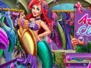 Hainele din dressing a lui Ariel