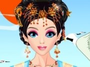 Moda Printese din Asia