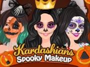 Machiaj de Halloween pentru Kardashienii