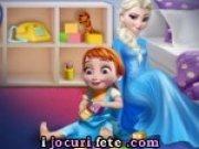 Jocuri distractive cu Baby Anna
