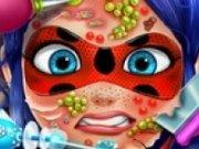 Buburuza Ladybug la Doctor