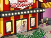 Restaurantul Papa Louie: Wingeria
