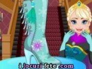 Design de pantofi cu Elsa