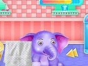 Ingrijeste puiul de elefant