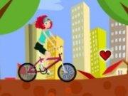 Plimbare cu bicicleta in oras