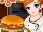 Tessa vinde Hamburger