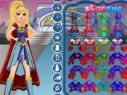 Intergalactic Supergirl