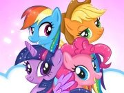 Ce fel de caracter din My Little Pony ai?