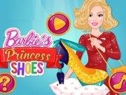Barbie designer de pantofi
