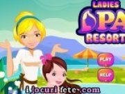 Centru de infrumusetare Spa pentru fete