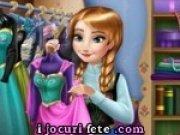 Anna se pregateste pentru balul printeselor