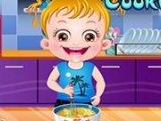 Baby Hazel Reteta de snacks