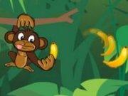 Colecteaza banane pentru maimute