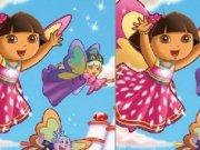 Gaseste Diferente cu Dora si Diego