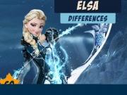 Gaseste Diferente Elsa si Olaf