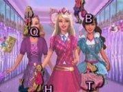 Tasteaza rapid litere cu Barbie