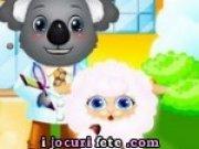 Joc cu animale la doctorul veterinar