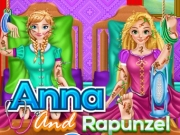 Anna si Rapunzel la doctor