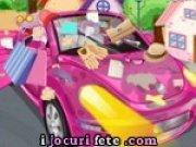 Spala si curata masina roza