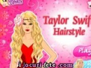 Joc de coafat parul lui Taylor Swift