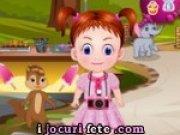 Joc cu Bebelusul Emma la Gradina Zoologica
