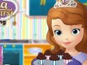 Sofia gateste briose cu ciocolata