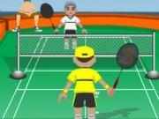 Joaca Badminton in Cupa de Badminton