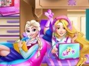 Decoreaza dormitorul printeselor Disney