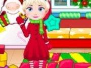 Baby Elsa de Craciun