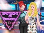 Printesa Ariel Talk show