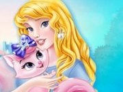 Printesa Aurora si pisica pierduta